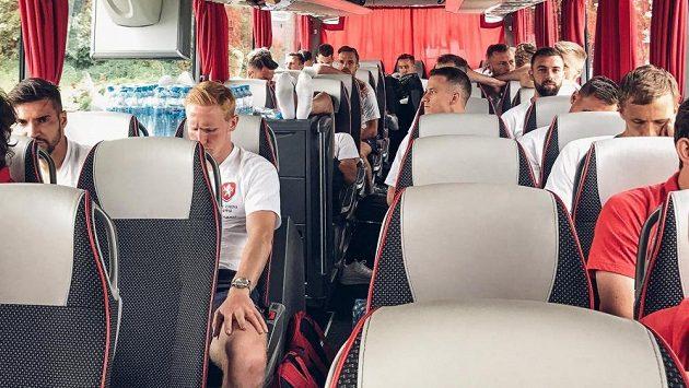 Cesta autobusem do Rakouska proběhla hladce...