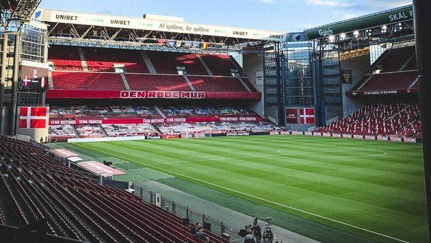 Parken Stadium v Kodani. Ilustrační foto