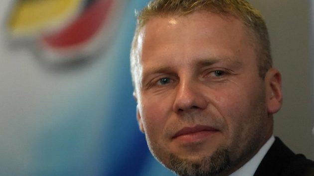 Kouč Vítkovic Jakub Petr.