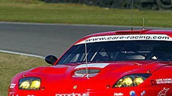 Ferrari 550 Maranello stáje Veloqx Prodrive Racing.