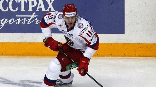 Ruský hokejista Jevgenij Malkin se vrací do Pittsburghu.