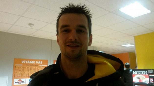 Bývalý volejbalový reprezentant Filip Rejlek.
