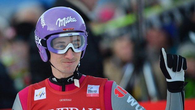 Skokan na lyžích Martin Schmitt