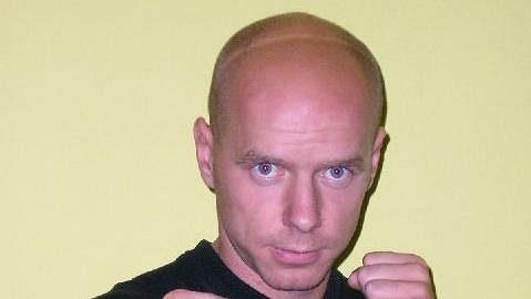 Kickboxer Ladislav Tóth