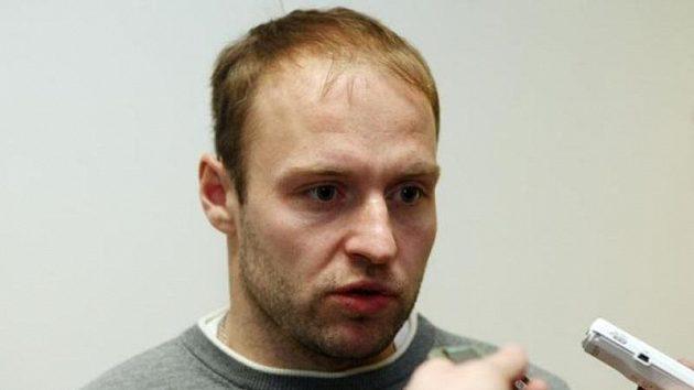 Český hokejista Jaroslav Hlinka
