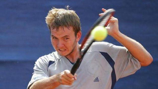 Český tenista Ivo Minář.