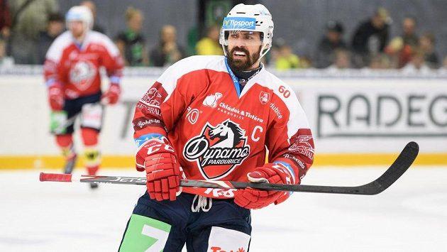 Bývalý kapitán Tomáš Rolinek opět oblékne pardubický dres.