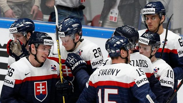 Hořké vítězství. Slovákům výhra v prodloužení nad USA nestačila na čtvrtfinále.