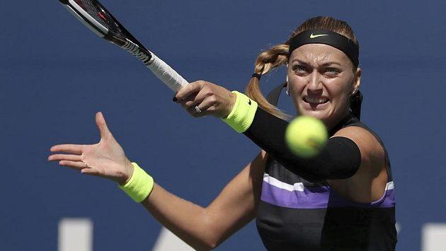 Petra Kvitová bitvu ve druhém kole US Open prohrála.