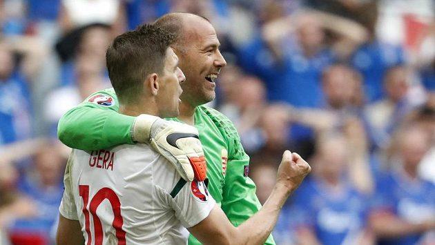 I fotbalisté Maďarska mají jistý postup do osmifinále ME.