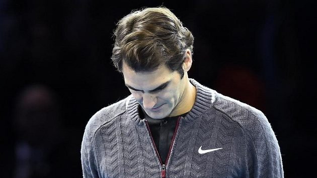 Tenista Roger Federer se chystá oznámit fanouškům v Londýně, že do finále Turnaje mistrů nenastoupí.