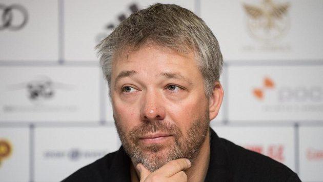 Trenér Tomáš Bank