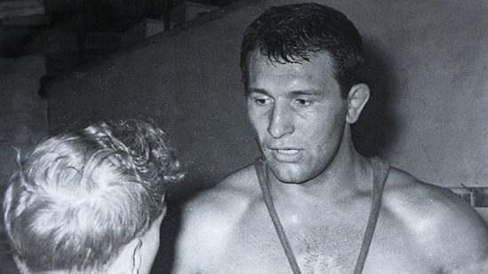 Olympijský vítěz Alexandr Ivanickij (na archivním snímku) zemřel.