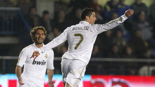 Cristiano Ronaldo má rekord.