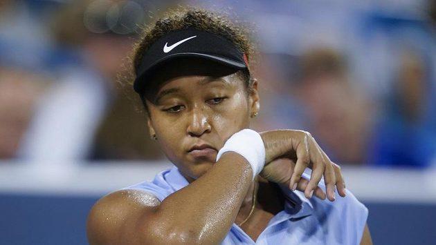 Hvězdná Naomi Ósakaová zrovna neprožívá nejúspěšnější období. Zlomí to na US Open?