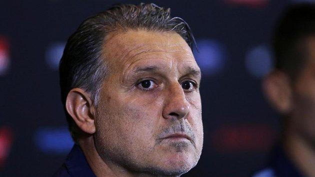 Trenér Gerardo Martino už Argentinu nepovede.