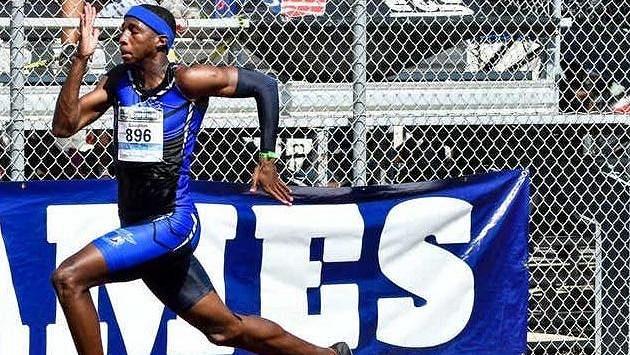 Americký mladík Erriyon Knighton je novou vycházející hvězdou světového sprintu. Ilustrační foto.