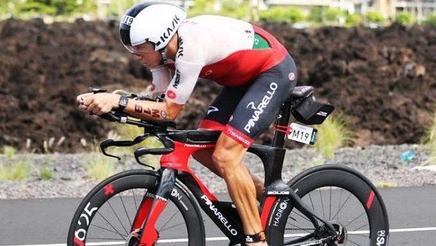 Australan Cameron Wurf je novou posilou cyklistické stáje Ineos.