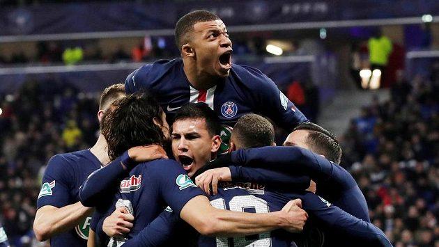 Sestřih utkání Lyon - PSG