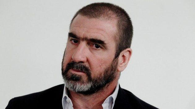 Bývalý hráč Manchesteru United Eric Cantona.