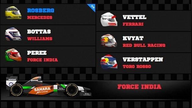 Rosberg může korunovat druhým místem výbornou sezónu Mercedesu.