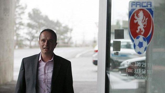 Bývalý šéf disciplinární komise FAČR Jiří Golda.