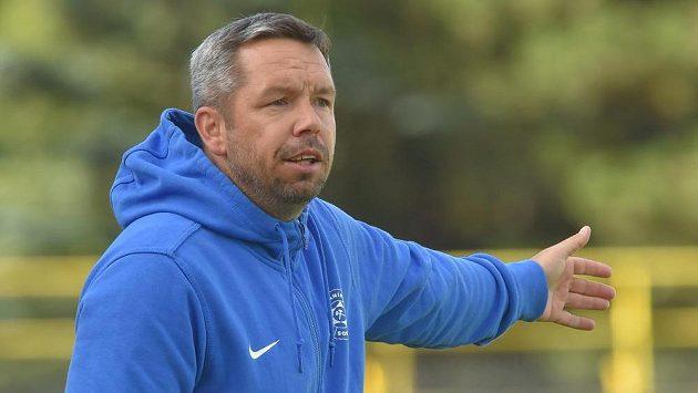 Pavel Horváth u fotbalistů Sokolova předčasně skončil.