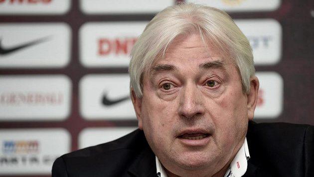 Fotbalový manažer Pavel Paska