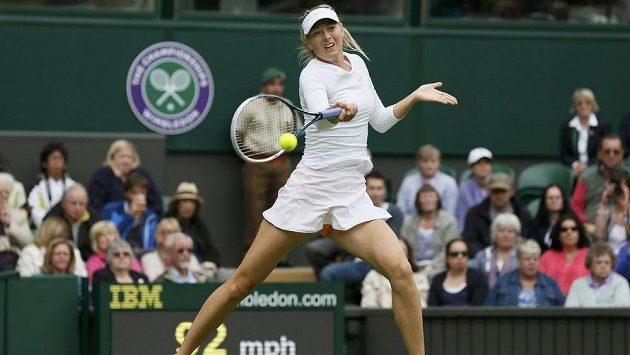 Maria Šarapovová letos v All England Clubu skončila už ve 2. kole.