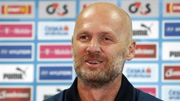 Michal Bílek se může usmívat...