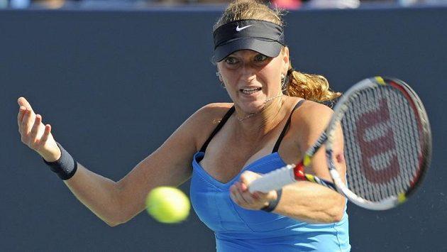 Petra Kvitová zvládla generálku na US Open na výtečnou. Ve finále turnaje v New Havenu zdolala Rusku Marii Kirilenkovou