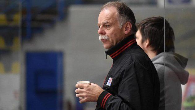 Generální manažer hokejové reprezentace Slavomír Lener.