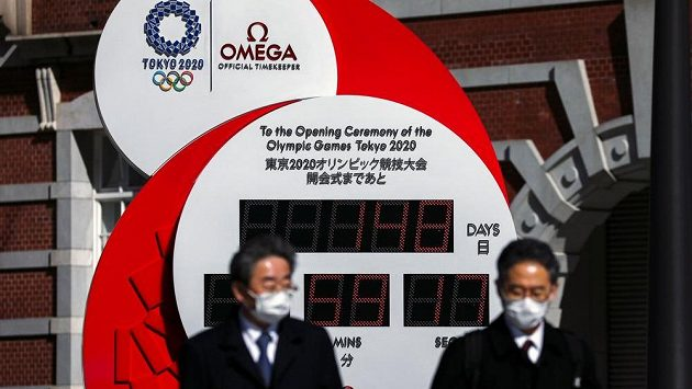 Pořadatelé olympijských her v Tokiu nemají náhradní plán kvůli epidemii koronaviru, která zasáhla i hostitelskou zemi.