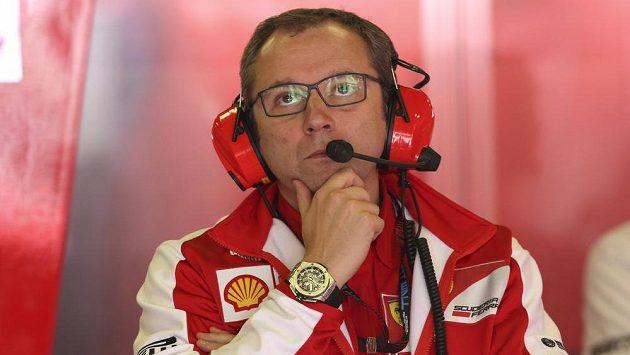 Stefano Domenicali už není šéfem Ferrari.