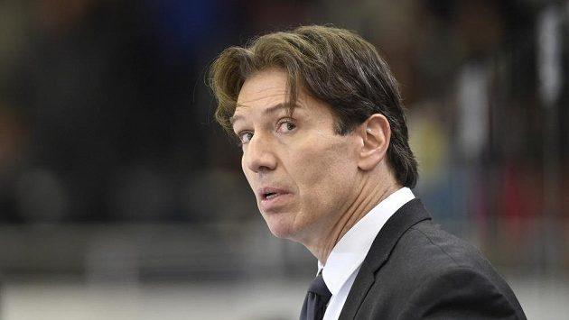 Trenér Sparty Uwe Krupp.