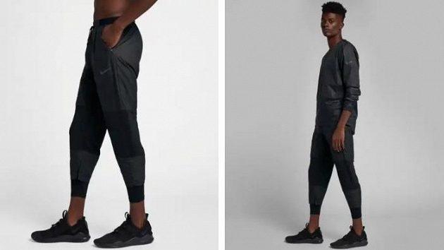 Běžecké elasťáky Nike Run Division Tech