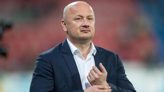 Plzeňský generální manažer Adolf Šádek.