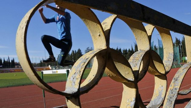 Tréninkové centrum mladých ruských atletů v Soči.