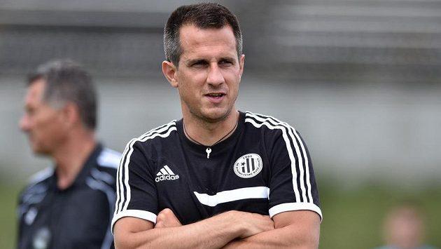 Martin Vozábal, generální sportovní manažer Dynama České Budějovice.
