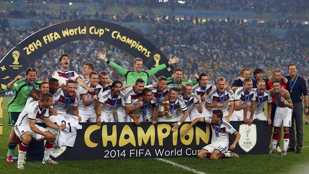 Zlatý německý tým.