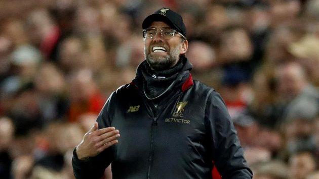 Kouč Liverpoolu Jürgen Klopp se po výhře nad Portem v Lize mistrů chystá v Premier League na Chelsea.