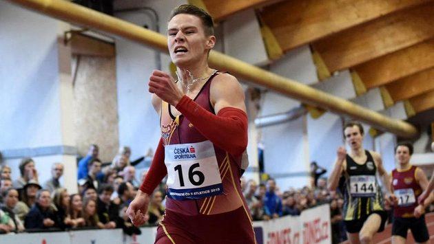 Pavel Maslák na archivním snímku
