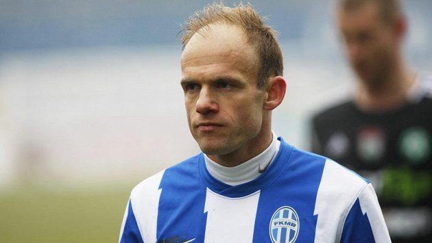 David Jarolím v dresu Mladé Boleslavi