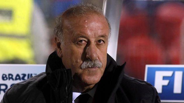 Vicente del Bosque zůstane trenérem španělské fotbalové reprezentace.