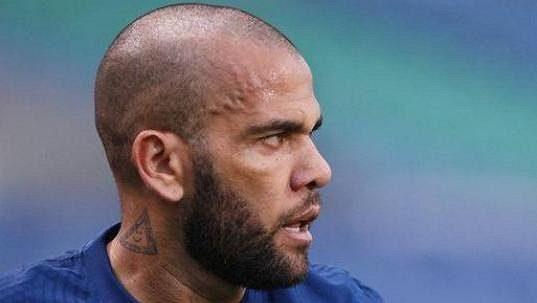 Bývalý kapitán brazilské reprezentace Dani Alves