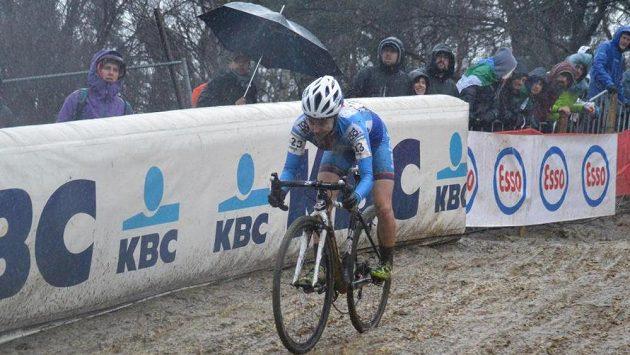Cyklokrosařka Nikola Nosková si v závodě žen do 23 let na mistrovství světa v belgickém Heusden-Zolderu dojela pro stříbro.