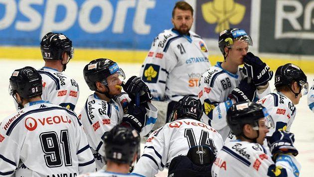 Hokejisté Vítkovic měli zápas proti Liberci výborně rozehraný, přesto nakonec prohráli a ztratili šanci na postup do předkola play off.