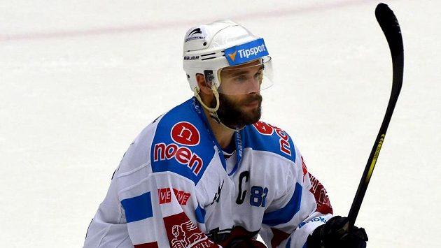 Jandač má zájem i o chomutovského Michala Vondrku.