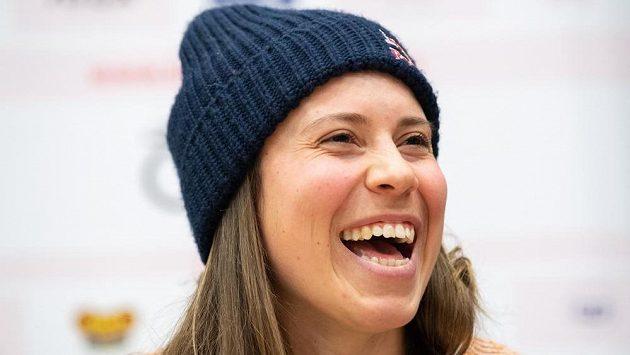 Snowboardistka Eva Samková obhajuje prvenství v anketě.
