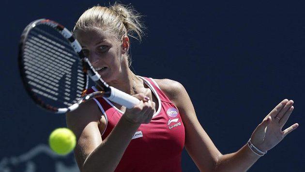 Karolína Plíšková se drží v top 10 žebříčku WTA.